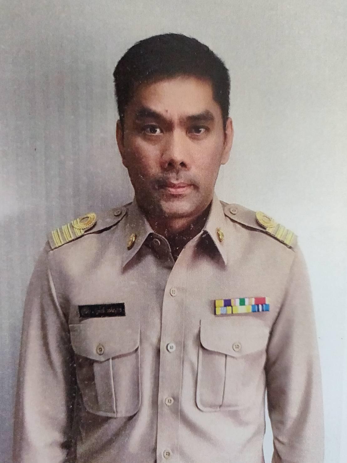 Mr.Patipat Wonganugarn